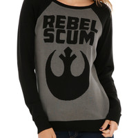 Star Wars Rebel Girls Sweater
