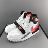 Air Jordan  Legacy 312 NRG Girls Boys shoes Children boots Baby Sandle Toddler Kids Child Fashion Casual Sneakers Sport Shoes