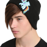 My Little Pony Rainbow Dash Watchman Beanie