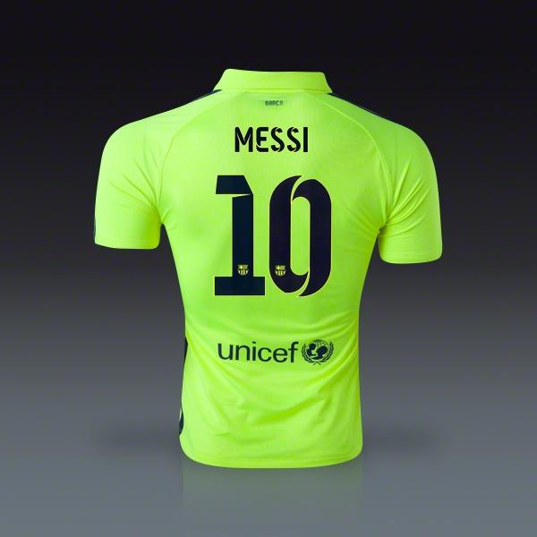 new arrival ad88e 4470b Nike Lionel Messi Barcelona Authentic from SOCCER.com ...