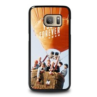 FOREVER YOUNG BANGTAN BOYS BTS Samsung Galaxy S7 Case Cover