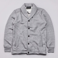 Flatspot - Levi's® Commuter Shawl Sweatshirt Heather Grey