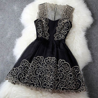 Hollow Out Dress