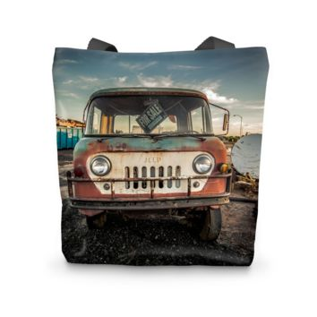 Jeep Thing Tote Bag