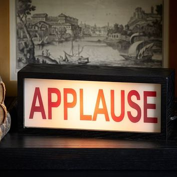 KEN FULK APPLAUSE LIGHT BOX