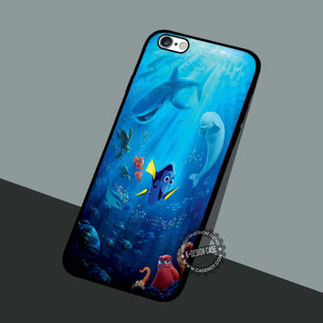 Dory And Friend - iPhone 7 6 5 SE Cases & Covers