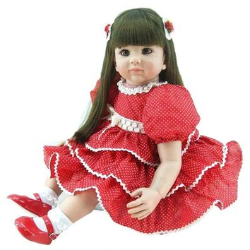 "Right Away 23"" American doll"