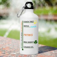 Irish Water Bottle - Irish Whiskey and Water