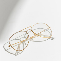 Bookworm Aviator Readers | Urban Outfitters