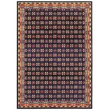 Area Rug by Oriental Weavers Bohemian Collection 760N5