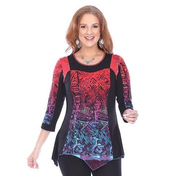 Harper Fancy Tunic by Parsley and Sage