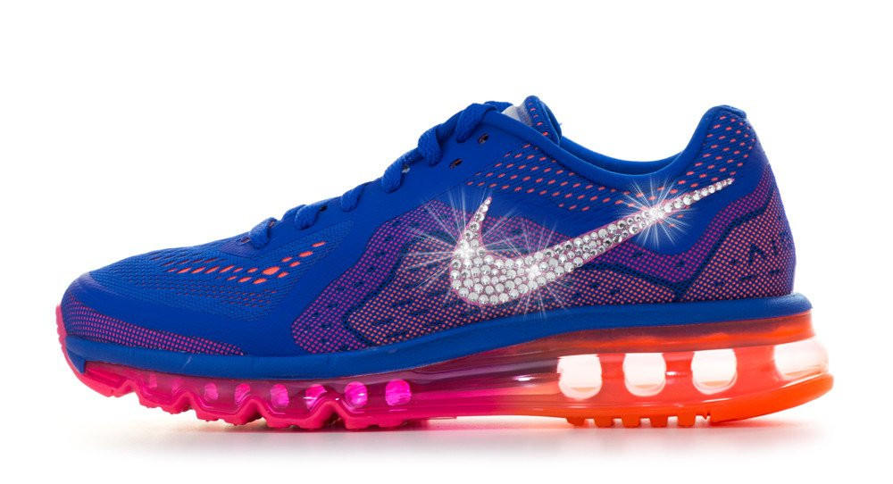Nike Air Max + Swarovski Crystals - from Glitter Kicks  8319d279f