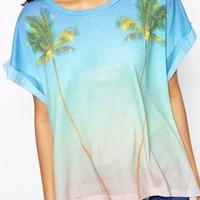 Wildfox Vacation Forever T-Shirt