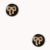 Darling Bow Studs