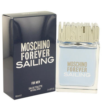 Moschino Forever Sailing by Moschino Eau DE Toilette Spray 1 oz