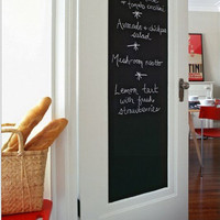 Chalk Board Wall Sticker