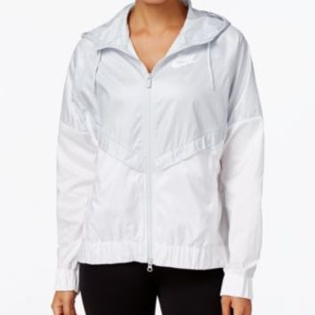 Nike Colorblocked Windrunner Jacket | macys.com