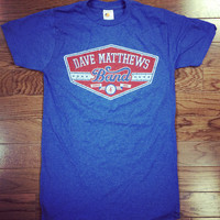 Men's Dave Matthews Band Retro Tee Shirt