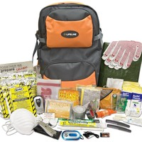 Lifeline Disaster Kit - 2 Person - 72 Hour
