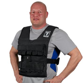 Weighted Vest 40lbs. Adjustable