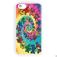 Grateful Dead And Dancing Bears For iPhone 5 / 5S / 5C Case