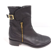 VC Vince Camuto Motorcycle Boots Size 38