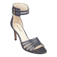 Nine West: Imellie Ankle Strap Heels