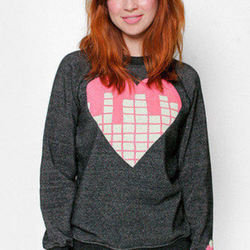Girls Unisex AWG Logo Sweatshirt - Glamour Kills Clothing