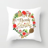 Christmas Spice Pillow