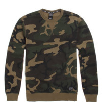 Nike SB Foundation ERDL Crew Fleece at PacSun.com