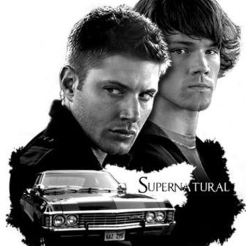 Supernatural Movie Poster 11Inx17In Mini Poster