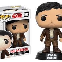Poe Dameron Star Wars The Last Jedi Funko Pop! Vinyl