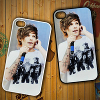LOUIS TOMLINSON Z1108 LG G2 G3, Nexus 4 5, Xperia Z2, iPhone 4S 5S 5C 6 6 Plus, iPod 4 5 Case