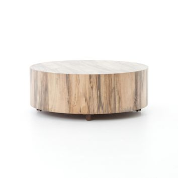 MURRAY COFFEE TABLE- SPALTED PRIMAVERA