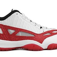 NIKE AIR Jordan 11 Retro Low IE 'Gym RED' - 919712-101