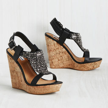 So, Wowza 'Bout It? Wedge | Mod Retro Vintage Heels | ModCloth.com