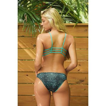 Alexis Full Coverage Reversible Bikini Bottoms