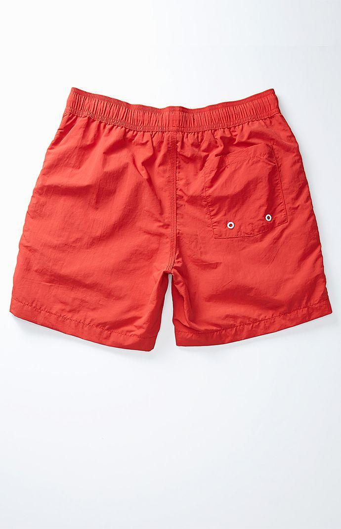 c6fa54b7f6 Modern Amusement Solid Volley Boardshorts from PacSun | Beach