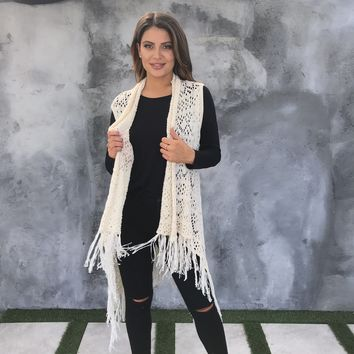 Cozy Time Knit Cover Up Cardigan