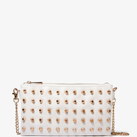 Bolt Studded Clutch | FOREVER 21 - 1024895555