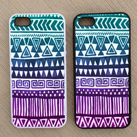 Aztec Tribal Indian Pattern iPhone Case, iPhone 5 Case, iPhone 4S case, iPhone 4 Case - SKU: 164