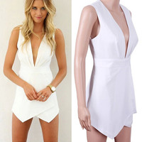 New Fashion Summer Sexy Women Mini Dress Casual Dress for Party and Date = 4725283460
