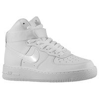 Nike Air Force 1 High - Boys' Grade School at Champs Sports