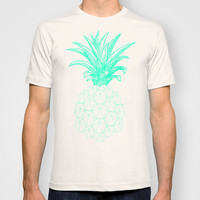 pineapple got the blues T-shirt by AmDuf