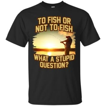To Fish Or Not To Fish