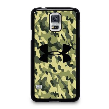 CAMO BAPE UNDER ARMOUR Samsung Galaxy S5 Case Cover