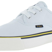 Polo Ralph Lauren Morray Men's Canvas Fashion Sneakers
