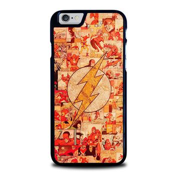 THE FLASH COLLAGE iPhone 6 / 6S Case Cover