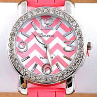 Forever Chevron Watch