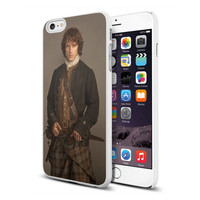 outlander Starz Jamie Fraser TY00 for iPhone case and Samsung Galaxy case